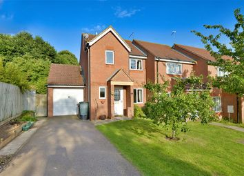 Thumbnail 3 bed end terrace house for sale in Farmers Close, Wootton, Northampton