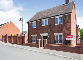 Thumbnail 3 bed detached house for sale in Dunford Close, Amesbury, Salisbury