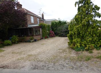 Thumbnail 3 bed semi-detached house for sale in Needham Bank, Friday Bridge, Wisbech