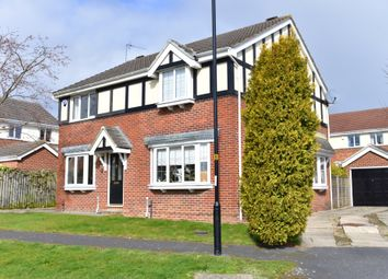 Thumbnail 3 bedroom semi-detached house to rent in Heather Way, Harrogate