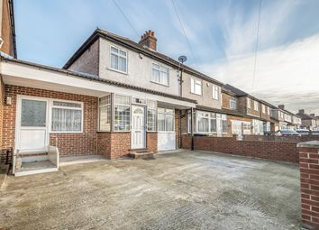 Thumbnail 4 bed semi-detached house for sale in North Road, Southall