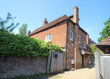 Thumbnail 2 bed cottage to rent in Harnham Road, Salisbury