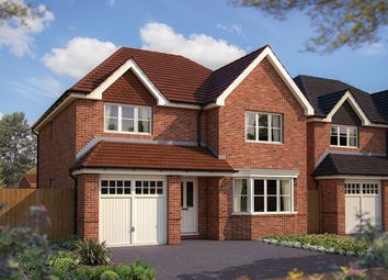 "Thumbnail 4 bedroom property for sale in ""The Durham"" at Appleton Way, Shinfield, Reading"