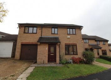 Thumbnail 4 bed detached house for sale in Gisburn Close, Heelands, Milton Keynes, Buckinghamshire