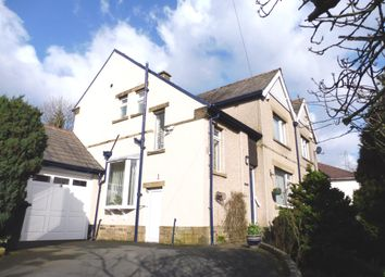 Thumbnail 3 bed semi-detached house for sale in Haworth Road, Wilsden, Bradford