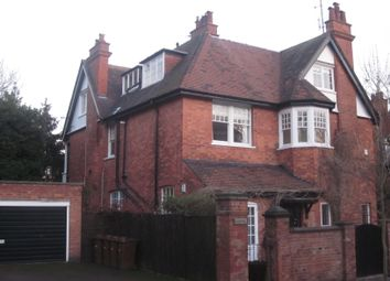 Thumbnail 1 bed flat to rent in Clumber Road East, The Park, Nottingham