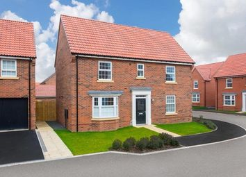 "Thumbnail 4 bedroom detached house for sale in ""Bradgate"" at South Road, Durham"