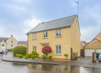 Thumbnail 4 bed detached house for sale in Long Ground, Corsham