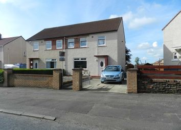 Thumbnail 3 bed semi-detached house for sale in Todhill Avenue, Kilmarnock