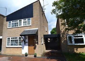 Thumbnail 3 bed property for sale in Porters Close, Buntingford