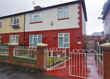 Thumbnail 3 bedroom semi-detached house for sale in Kings Road, Manchester