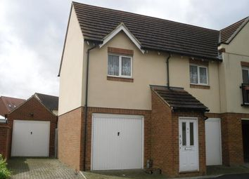 Thumbnail 2 bed maisonette to rent in Lancaster Way, Repton Park, Ashford, Kent