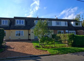 Thumbnail 4 bed semi-detached house for sale in Common Road, Weston Colville, Cambridge