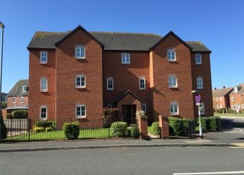 Thumbnail 2 bed flat for sale in Burwaye Close, Darwin Park, Lichfield
