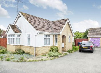 Thumbnail 2 bed detached bungalow for sale in Malt Drive, South Brink, Wisbech