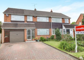 Thumbnail 5 bed semi-detached house for sale in The Fold, Penn, Wolverhampton