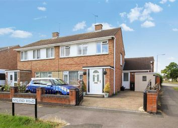 Thumbnail 3 bed semi-detached house for sale in Nyland Road, Nythe, Swindon