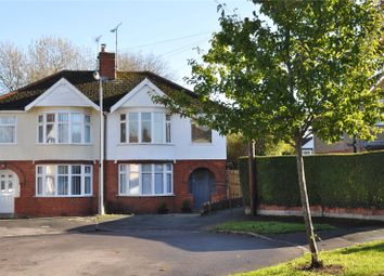 Thumbnail 3 bed semi-detached house for sale in Harvey Grove, Swindon, Wiltshire