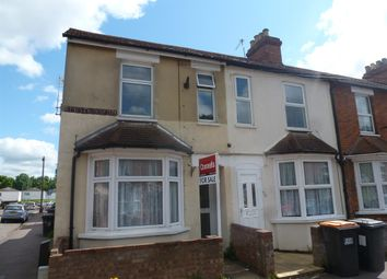 Thumbnail 3 bedroom end terrace house for sale in Stafford Road, Bedford