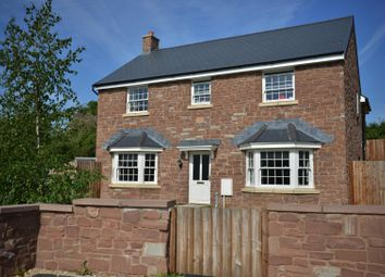 Thumbnail 4 bed detached house for sale in 12 Crawshay Bailey Close, Gilwern, Abergavenny