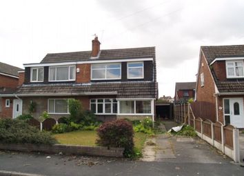Thumbnail 3 bed semi-detached house to rent in Watton Beck Close, Maghull, Liverpool