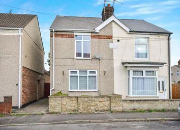 Thumbnail 2 bed semi-detached house for sale in Ashfield Street, Sutton-In-Ashfield, Nottinghamshire, Notts