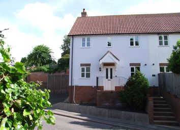 Thumbnail 3 bed semi-detached house to rent in Mill Road, Saxmundham