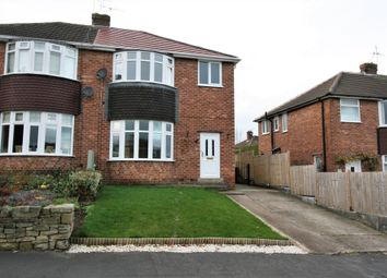 Thumbnail 3 bed semi-detached house for sale in Windsor Drive, Wingerworth, Chesterfield
