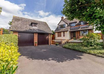 Thumbnail 4 bed detached house for sale in Centurions Court, Caerwent, Monmouthshire