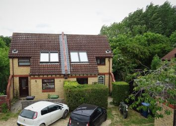 Thumbnail 1 bed semi-detached house for sale in Millers Way, Hardwick, Cambridge