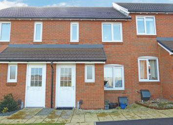 Thumbnail 2 bed terraced house for sale in Hedge Lane, Tidworth