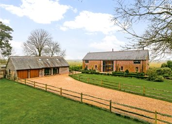 Thumbnail 4 bed barn conversion for sale in Throope, Coombe Bissett, Salisbury, Wiltshire