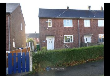 Thumbnail 2 bed end terrace house to rent in Benmore Road, Manchester