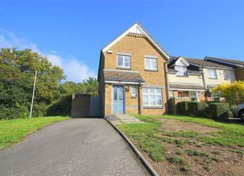Thumbnail 3 bedroom end terrace house to rent in Old School Road, Uxbridge, Middlesex