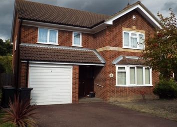 Thumbnail 4 bed detached house to rent in Wilson Close, Willesborough, Ashford