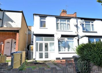 Thumbnail 3 bed flat to rent in Brighton Road, South Croydon