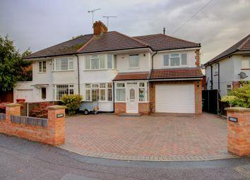 Thumbnail 5 bed semi-detached house for sale in Cranbourne Road, Cippenham, Slough