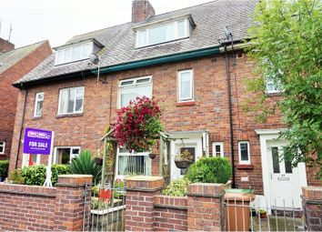 Thumbnail 4 bed terraced house for sale in Dean Street, Bangor