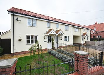 Thumbnail 3 bed end terrace house for sale in Stuston Road, Diss