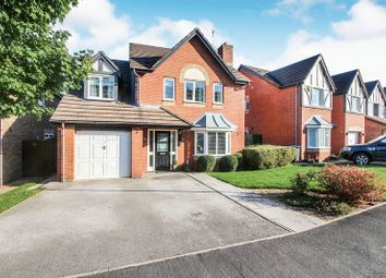 4 bed detached house for sale in Cheddleton Park Avenue, Cheddleton, Staffordshire ST13
