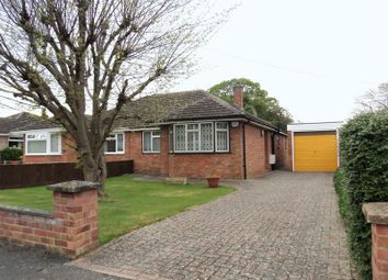 Thumbnail 2 bedroom semi-detached bungalow for sale in Dashwood Avenue, Yarnton, Kidlington