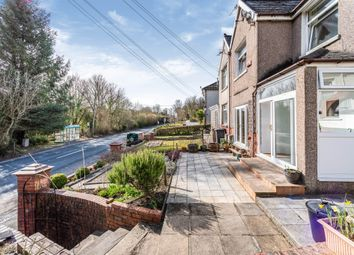 Thumbnail 3 bed semi-detached house for sale in Rock Villas, The Rock, Blackwood