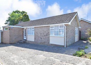 Thumbnail 3 bed detached bungalow for sale in Downlands, Pulborough, West Sussex