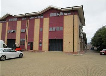 Thumbnail Light industrial to let in Ground Floor Storage, Canterbury House, Waterside Court, Medway City Estate, Rochester