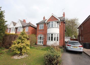 Thumbnail 3 bed detached house to rent in Hermitage Road, Whitwick, Coalville