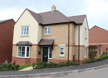 Thumbnail 4 bed detached house for sale in Vessey Court, Wellington, Telford