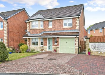 Thumbnail 4 bed detached house for sale in Crathie Way, Dunfermline
