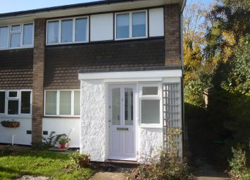 Thumbnail 3 bed end terrace house to rent in Abinger Close, Bickley