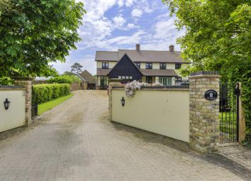 Thumbnail 5 bed detached house for sale in School Road, Broughton, Huntingdon