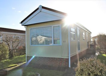 Thumbnail 1 bed mobile/park home for sale in Willow Drive, Oaktree Park, Weston-Super-Mare
